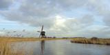 dutch windmill 10 poster