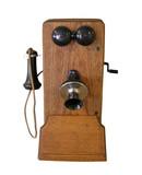 vintage old phone poster