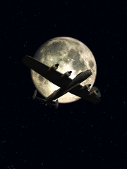 moonshine and plane 2
