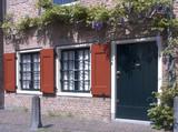 dutch historic facade 2 poster