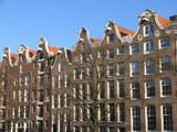 amsterdam architecture poster