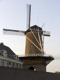 dutch windmill 14 poster