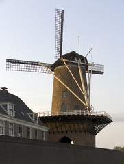 dutch windmill 14