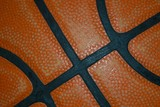 basketball ball poster