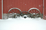 winter wheels poster