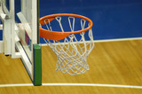 ball has gone inside the basket poster