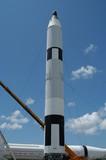 old rocket poster