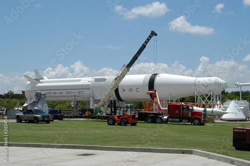 Papiers peints Nasa old rocket