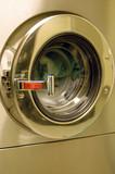 machine a laver professionnelle poster