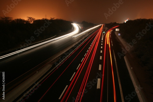 traffic nocturne