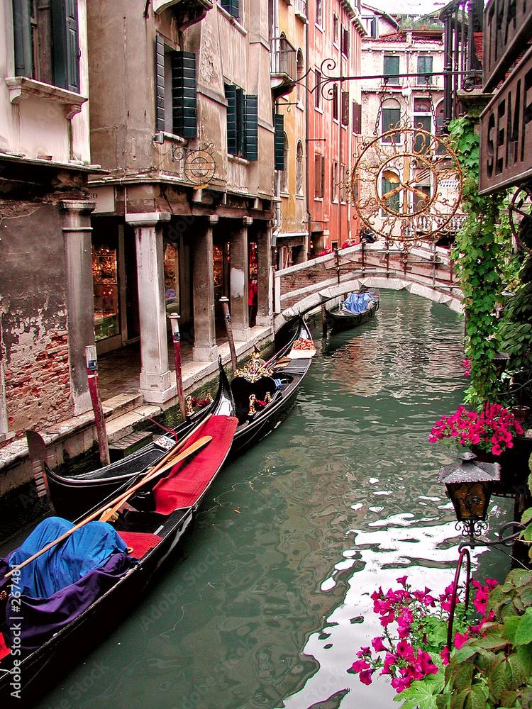 włochy gondola tourismus - powiększenie