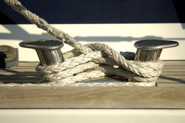 taquet de bateau à voile