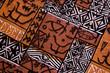 Quadro aboriginal design