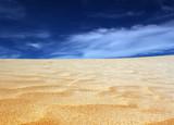 sky/sand poster