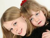 beautiful sisters poster