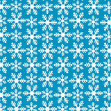 snowflake background poster