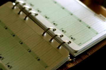address book