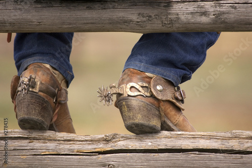 boots and spurs - 278435