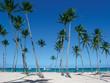 Leinwanddruck Bild punta cana beach