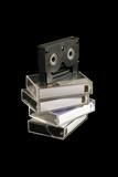 cassettes dv videos détourées poster
