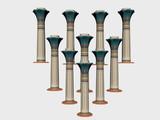pillars on point poster