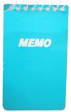 memo pad poster