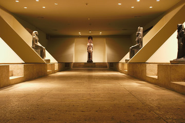 museum at luxor - egypt