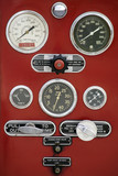 gauges and needles poster