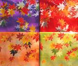 kimono stuff texture poster