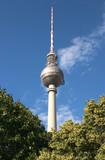 fernsehtturm in berlin poster