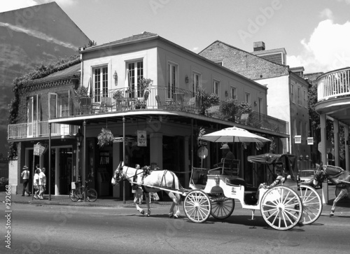 the french quarter- new orleans, la