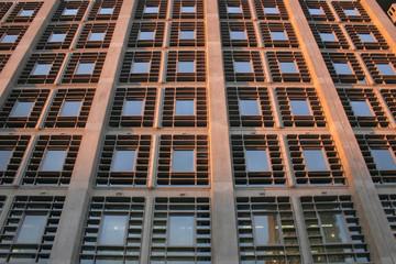 office building - windows