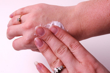 rubbing lotion