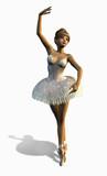ballet dancer 2 poster