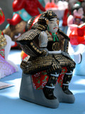 ceramic samurai poster