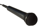 microphone singer poster