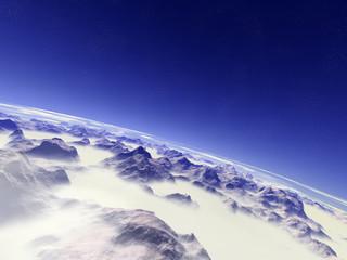 8000m
