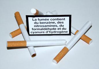 cigarettes chimiques