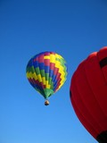 hot air balloon 7 poster