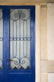grecian door poster