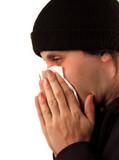 flu symptoms poster
