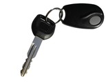 car key and remote gate clicker poster