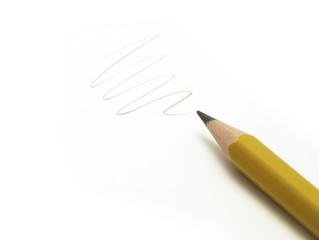 pencil stroke
