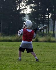 lacrosse kid