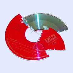 cd brisé