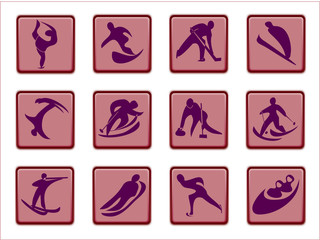 pictograms of olympic games