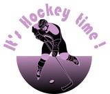 hockey logo poster
