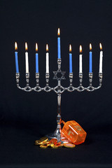 icons of hanukkah