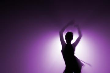 alone dancer