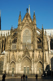 cologne cathedral. germany poster